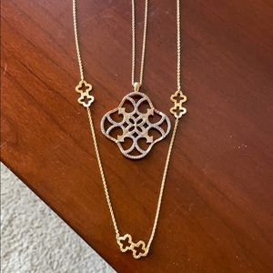 Set of Stella and Dot Necklaces